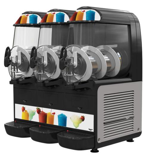 Vollrath VCBF168-37 Frozen Beverage Granita Machine, (3) 2.64 gallon Bowl