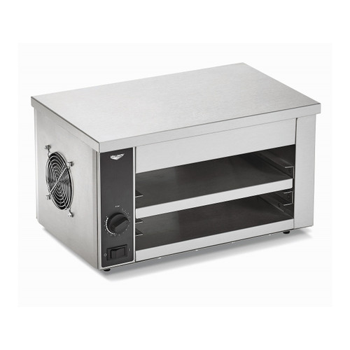 """Vollrath CM2-12020 Cheese Melter, Countertop, Electric, 19-1/4""""W x 12-1/8"""