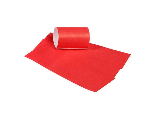 1041207 Napkin Band Rings, Red, 2000/Box