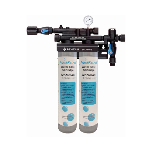 Scotsman AP2-P AquaPatrol Twin System Water Filter