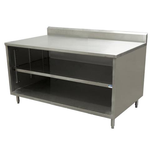 Shown with optional adjustable shelf