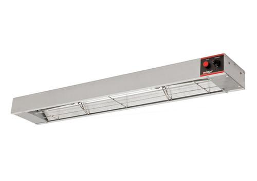 "Winco ESH-36 36"" Electric Strip Heater, 850W, 7A"