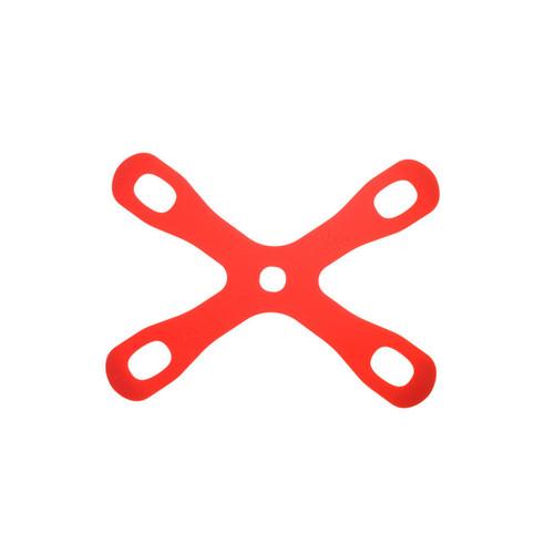 """Mercer Culinary M18931 Board Buddyz Red Cutting Board Holder,  11-3/8"""" x 8-5/8"""""""