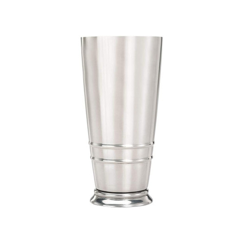Mercer Barfly M37124 Stainless Steel 28 Oz Full Size Weighted Shaker, Satin Finish