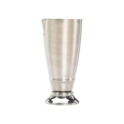 Mercer Barfly M37126 Stainless Steel 2 Oz. Jigger with Spout
