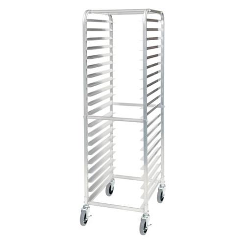 Winco ALRK-20R Aluminum Sheet Pan Rack, Full Height, 20 Full Size Pans