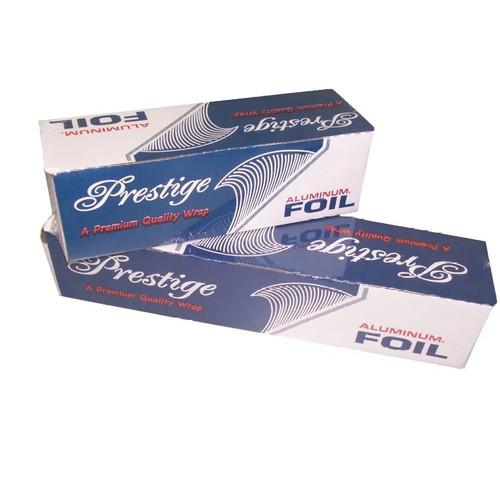 """Western Plastics Prestige Aluminum Foil Roll, 18"""" x 1000'"""
