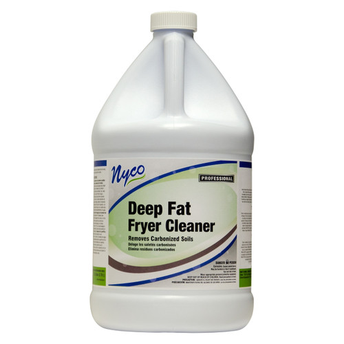 NYCO NL200-G4 Deep Fat Fryer Cleaner, 1 Gallon