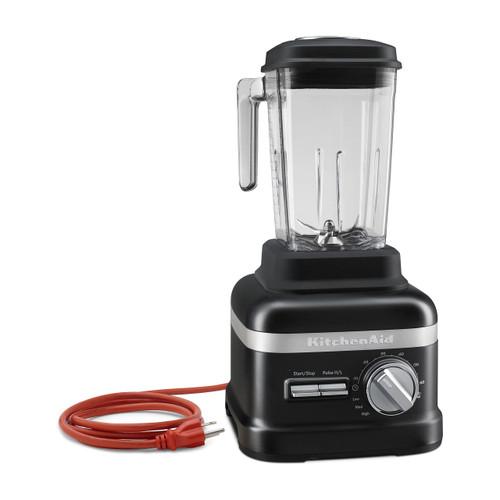 Kitchenaid KSBC1B0BM Blender, 60oz BPA Free Container, 3 Speeds, Black Matte