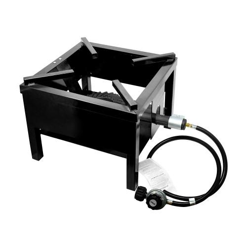 Omcan CE-CN-0065 Outdoor Propane Burner, 65,000 BTU
