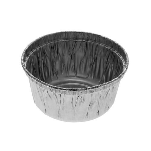 Pactiv 42330 4oz. Round Aluminum Utility Cup, 1000/Case