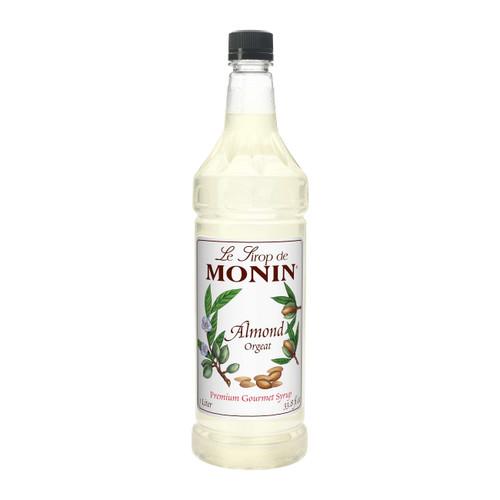 Monin Almond Syrup, 1 Liter
