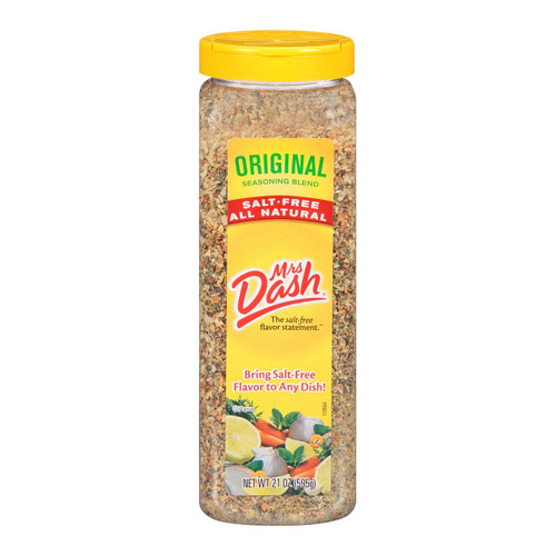 Mrs. Dash Original Seasoning Blend, 21 Ounce