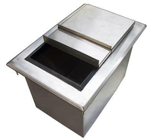 "BK BK-DIBL-4820 Drop-In Ice Bin with Removable Lid, 48""W x 20""D x 12""H"