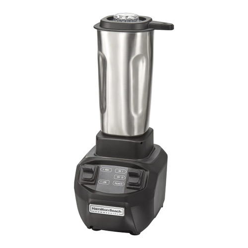 Hamilton Beach HBB255S Rio Drink Blender, Two Speeds, 32 oz. Stainless Steel Jar