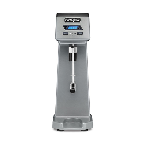 Waring WDM120TX Heavy-Duty Single-Spindle Drink Mixer with Timer