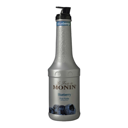 Monin Blueberry Puree, 1 Liter
