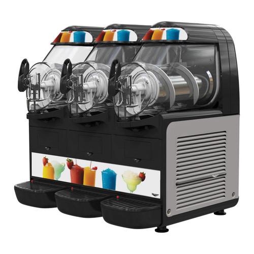 Vollrath VCBA168-37 Frozen Beverage Granita Machine, (3) 1.58 Gallon Bowls