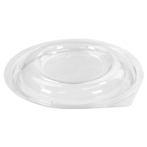 Genpak BWS916 Clear Plastic Bowl Lid, for 12 & 16 oz. (200pcs/Case)