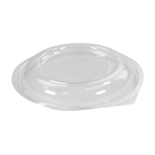 Genpak BWS932 Clear Plastic Bowl Lid, for 24 & 32 oz. (200pcs/case)