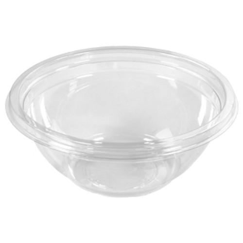 Genpak CW016-CL Clear Plastic Bowl, 16 oz. (200pcs/case)