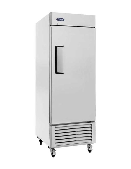"""Atosa MBF8520GR 27"""" Bottom Mount Reach-In Freezer, (1) One Door, 8.3 Cu./Ft."""