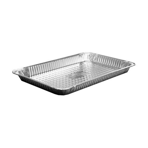 Handi-Foil 4021-70-50 Full Size Shallow Aluminum Pans (50/Case)