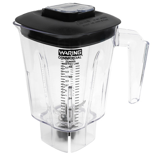 Waring CAC132 48 Oz. Co-Polyester Blender Container