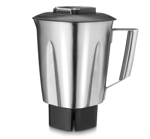 Waring CAC138 48 Oz. Stainless Steel Blender Container