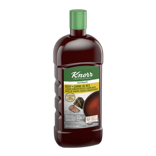 Knorr Concentrated Beef Base, 32 Fluid Ounces