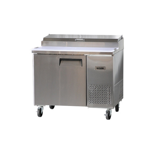 Bison BPT-44 1 Door Pizza Prep Table (BPT-44)