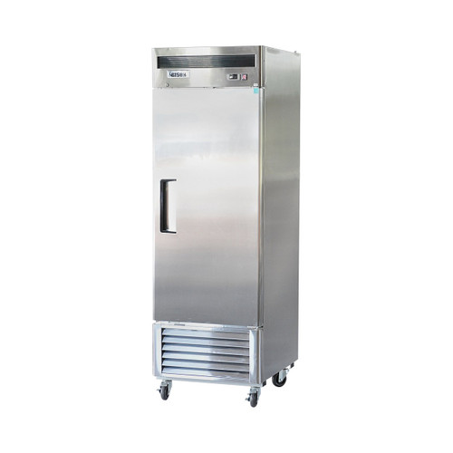 Bison BRR-21 1 Door Stainless Reach-In Cooler (BRR-21)