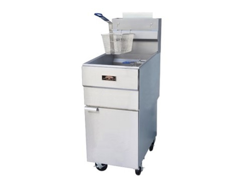 Copper Beech CBF-70 5 Gas Tube Fryer (CBF-70)
