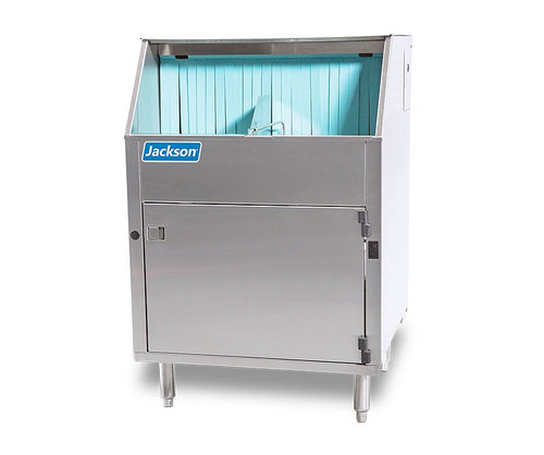 Jackson Delta 115 Chemical Sanitizing Rotary-Type Glasswasher, 115V
