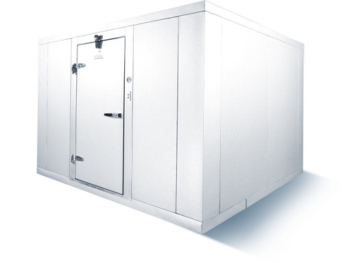 Mr. Winter 10X10CWF-R-OUTDOOR Walk-In Cooler With Floor, 10' x 10', Remote Refrigeration, Outdoor (10X10CWF-R-OUTDOOR)