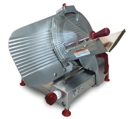 "Ampto D300 Slicer Machine, Medium Duty, 12"" Diameter"