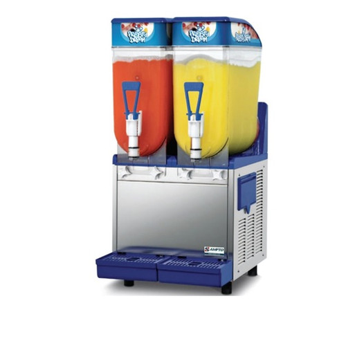 Ampto GRA122 Frozen Drink, Slush, Granita Machine