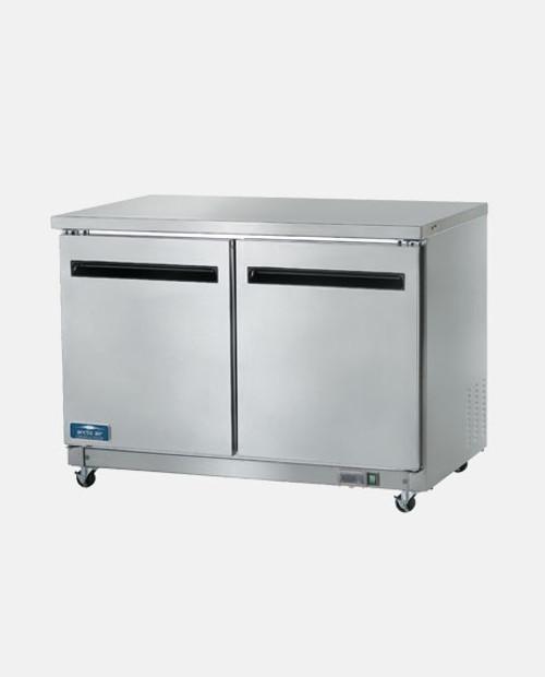 Arctic Air AUC48R Two Door Undercounter Refrigerator