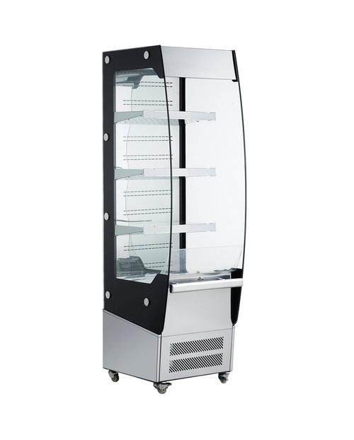 """Adcraft BDVACM-220 19"""" Vertical Air Curtain Merchandiser - 220 Liter"""