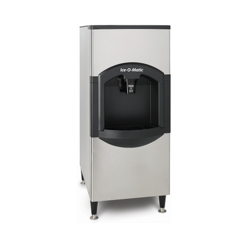 Ice-O-Matic CD40022 Cube Ice Dispenser, 120 lb. storage