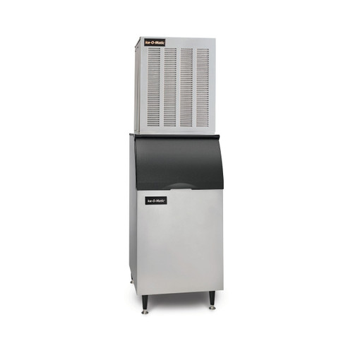 Ice-O-Matic MFI0500W Water Cooled Flake Ice Maker, 541 lb, 115V