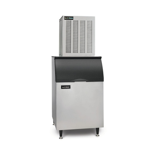 Ice-O-Matic MFI0800W Water Cooled Flake Ice Maker, 940 lb, 115V
