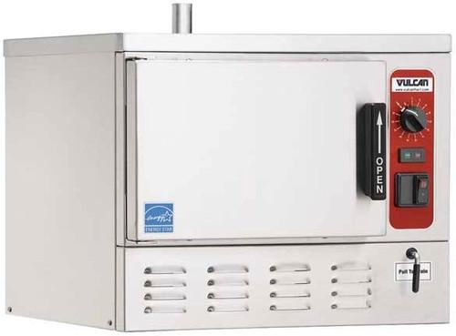 Vulcan C24EO3-1 3 Pan Countertop 80kw Electric Convection Steamer, C24EO Series (C24EO3-1)