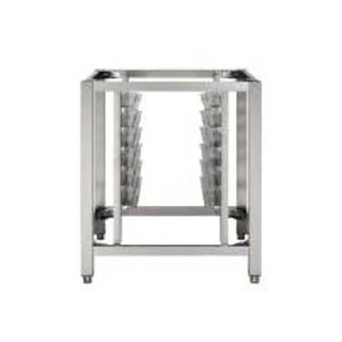 Axis AX-501 Stainless Steel Heavy Duty Convection Oven Stand with Tray Support for Half Size Ovens