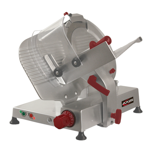 "Axis AX-S14 ULTRA 14"" Meat Slicer - 1/2 HP"