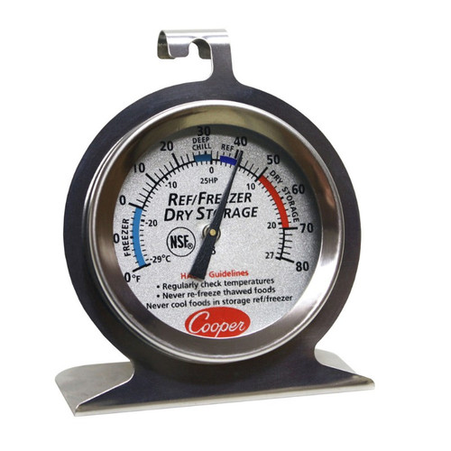 Cooper-Atkins 25HP HACCP Professional Refrigerator/Freezer Thermometer