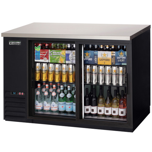 Everest Refrigeration EBB48G-SD front view