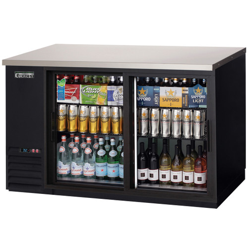 Everest Refrigeration EBB59G-SD front view