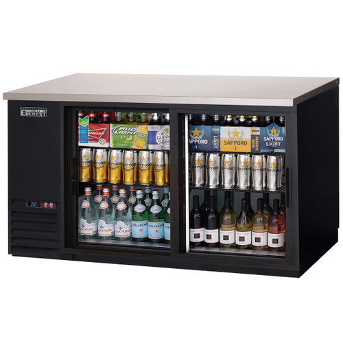 Everest Refrigeration EBB69G-SD front view