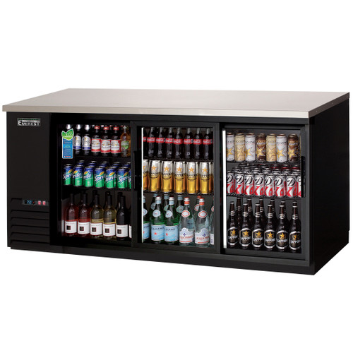 Everest Refrigeration EBB90G-SD front view